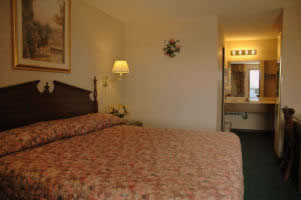 single room at Lakeview Inn, Willmar